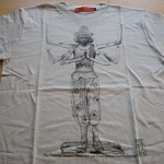 The National Treasure ASHURA T-shirt 2